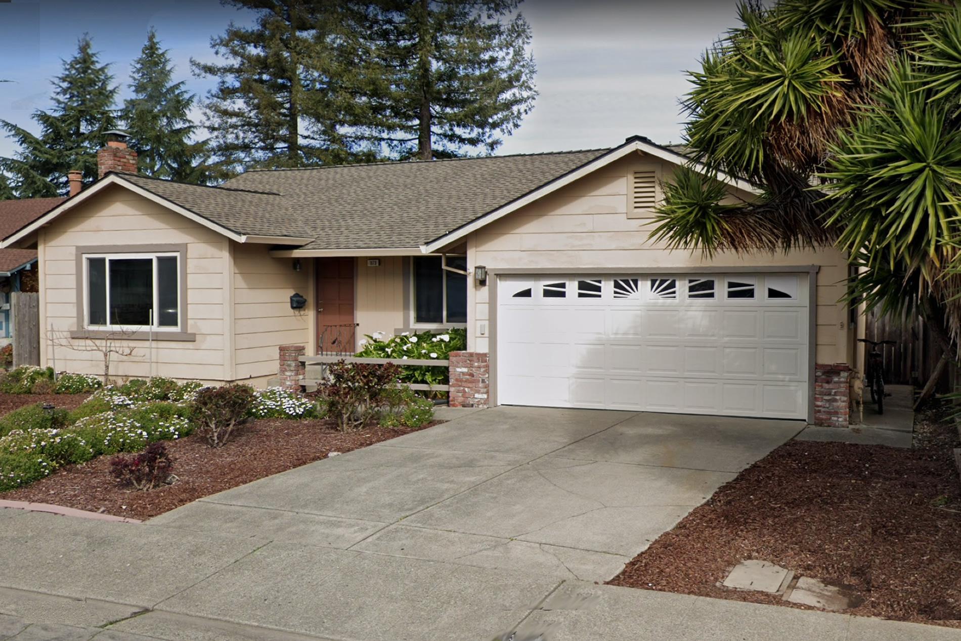 1173 San Rafael Drive Petaluma Home