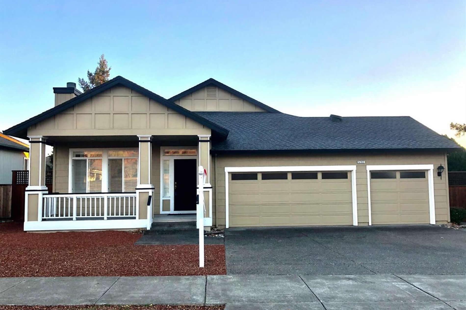 5702 Raters Drive Santa Rosa Home